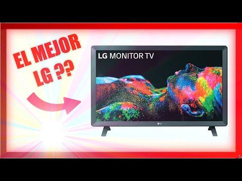 "LG 24TL520S-PZ - Monitor Smart TV de 61cm (24"") MEJOR TELEVISOR LG"