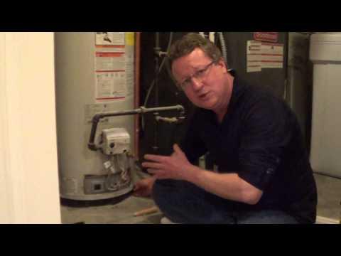 Water Heater Pilot Won't Stay Lit - Water Heater Flame Arrestor