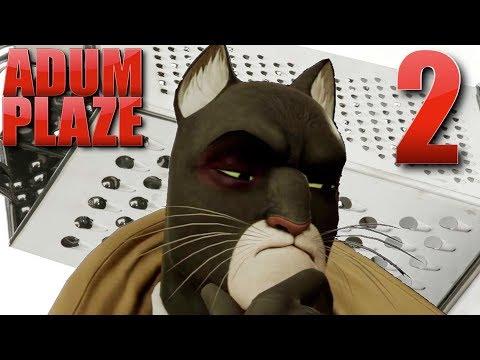 Adum Plaze: Blacksad: Under the Skin (Part 2)  