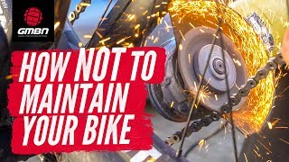 How Not To Maintain Your Bike With Blake Samson & Sam Pilgrim