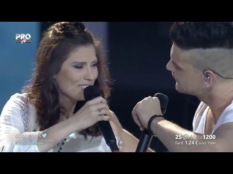 Cristina&Tudor Chirila-Vama Veche-Vocea Romaniei 2015-Finala LIVE 4- Ed. 15-Sezon5