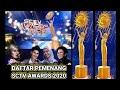DAFTAR PEMENANG SCTV AWARDS 2020