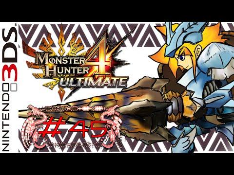LZ : Monster Hunter 4 Ultimate #45 [G1-KeyQuest : Fashion Victim] | Online