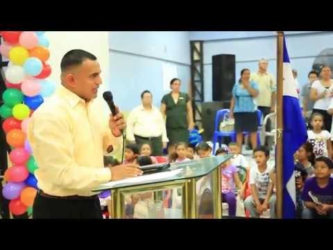 Cruzada Evangelística Managua 2014~ Tarbernáculo Luz y Amor ~ Dia 1