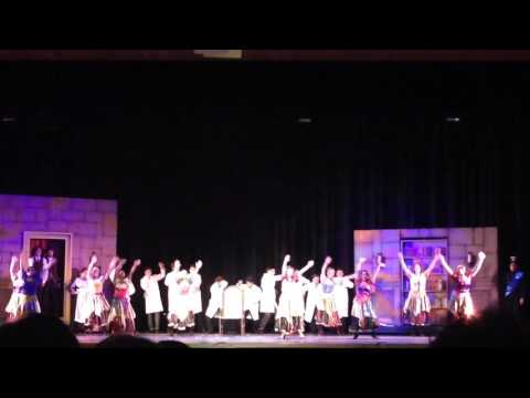 Ward Melville High School-Young Frankenstein 2015- 'Join The Family Business'