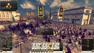 Total War Rome 2 Gameplay Sparte FR #1 Spartaa !!