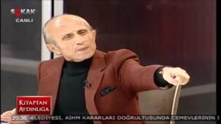 Atatürk'ün Hatalarından Biri Diyanet'i Kurmaktır. (Prof. Dr. Yaşar Nuri Öztürk)