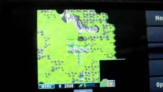 nokia 5800 rts game(warfare inc.)