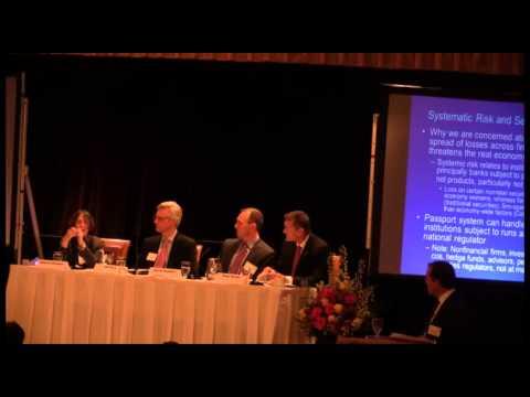 Cost of a National Securities Regulator Event - Oct 2014