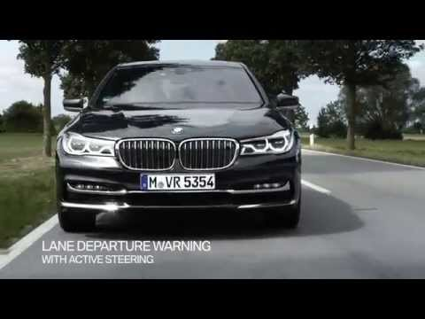 The innovative features of the all new BMW 7 Series Self Driving Car