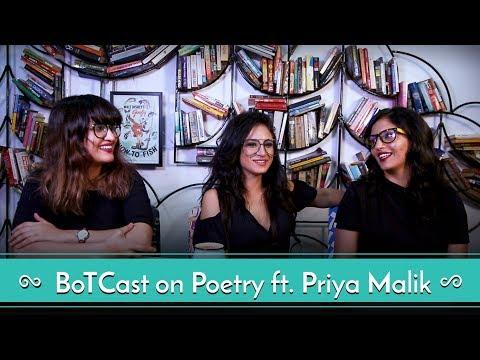BoTCast Episode 22 Feat. Priya Malik - Poetry
