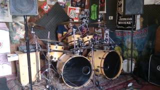 Larger Than Life   Drum Cover   Backstreet Boys (MADE IN SELLO)