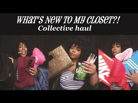 What's New to My Closet? | Try-On HUGE Collective Haul |eBay, Rainbow, Rosegal, ColourPop| Plus Size