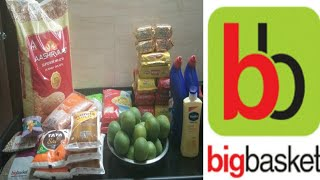 BigBasket online Grocery Shopping haul 2020 screenshot 5
