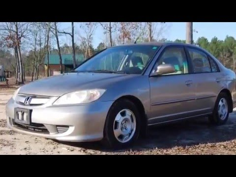 2005 Honda Civic For Sale SC auction South Carolina Auctions