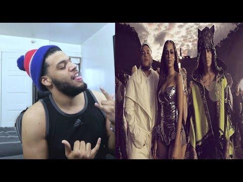 J. Balvin, Jeon, Anitta - Machika - Machika video oficial Reaccion