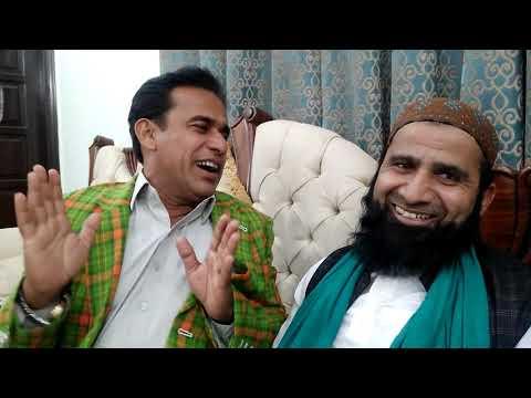 Molana Asadulah khuro with Sohrab Soomro . Ali Gul Mallah and Asghar Khoso thumbnail