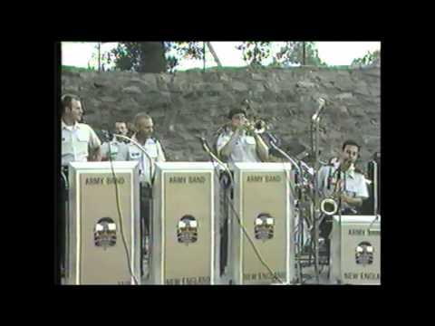 18th Army Band Summerfest 1988 Scene 5