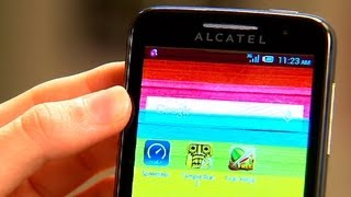 Alcatel One Touch Evolve review: At $99, you get what you pay for