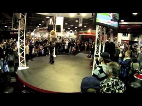 Ducati Fashion Show @ Long Beach Int'l Bike Show