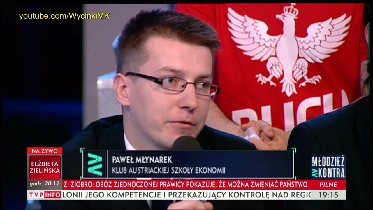 Młodzież kontra 614: Paweł Młynarek (KASE) vs Marek Sawicki (PSL) 21.10.2017