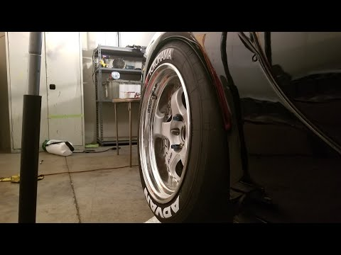 Striving for The Perfect Fitment! Yokohama Racing Slicks / CGS Part 2