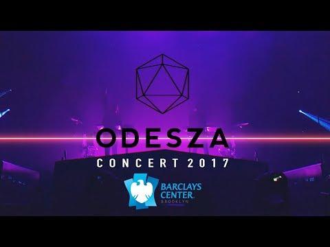 ODESZA Live 2017 Barclay's Center