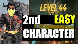 Borderlands 3 | How to Power Level 2nd Character - Level 50