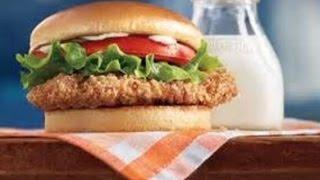 Mcdonald's  Buttermilk Crispy Chicken Deluxe Review