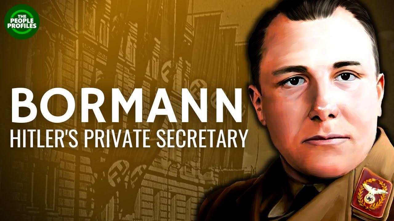 Martin Bormann Biography - The life of Martin Bormann Documentary