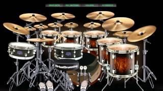 Gusttavo Lima - Balada Drum Cover