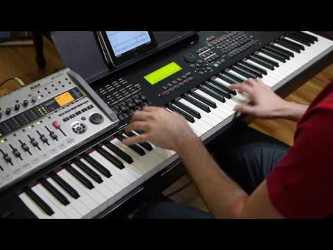 """""""Axel F"""" - By Harold Faltermeyer - (synth Cover)"""