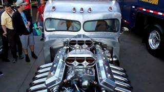 1960 Peterbilt Hotrod Truck called Piss'd Off Pete thumbnail