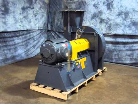 For Sale Iap Industrial Air Products 15 47 Fan Blower W
