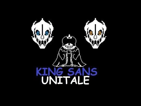 King Sans (different Fight) (Unitale)