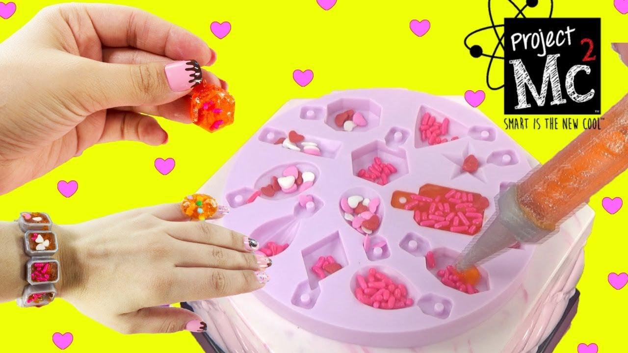 project mc2 gummy jewelry science kit make yummy gummy