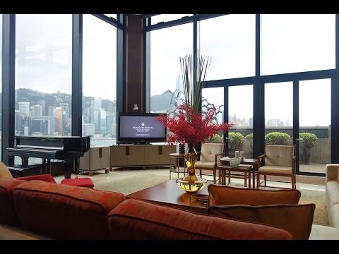InterContinental Hong Kong, Presidential Suite