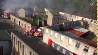 NRWspot.de | OWL – Hilfseinsatz nach einem Erdbeben in Ostwestfalen-Lippe – Katastrophenschutzübung des Malteser Hilfsdienstes  e.V.