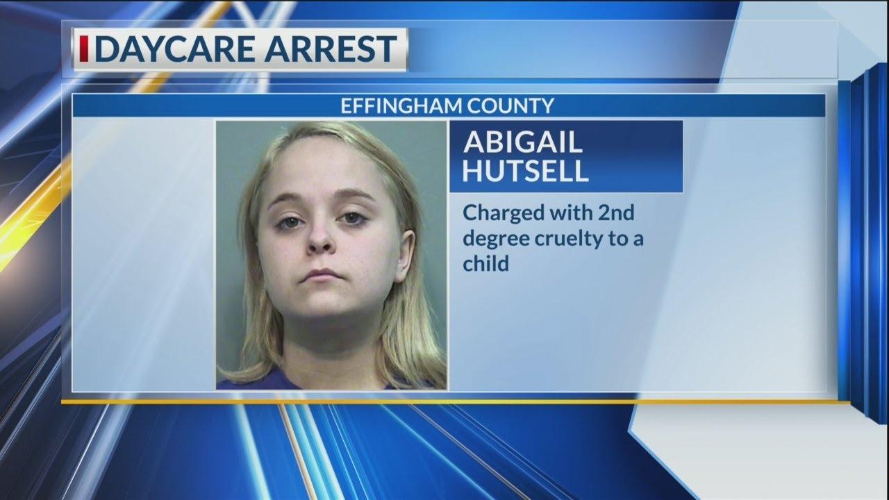 Day Care Arrest Effingham Co