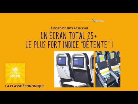L' A350 XWB d'Air Caraïbes...infiniment confortable !
