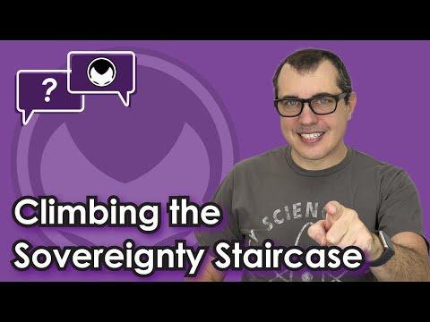 Bitcoin Q&A: Climbing the sovereignty staircase