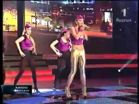 Dara Rolins - Naskoč A Leť Live