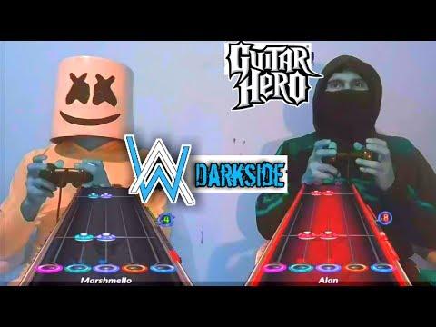 alan-walker-vs-marshmello-(-alan-walker---darkside)-guitar-hero-full-battle-epic
