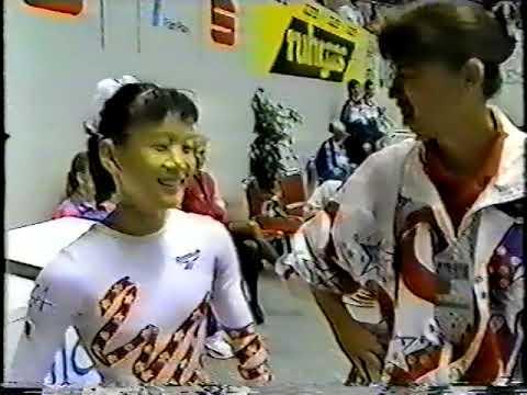 1994 World Team Gymnastics Championships - Women's Team Final, Part 2 (Japanese TV)