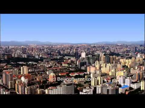 The CCTV Tower, Beijing