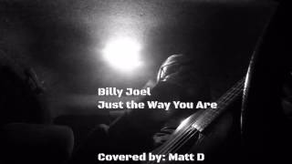 Billy Joel Just The Way You Are ukulele cover