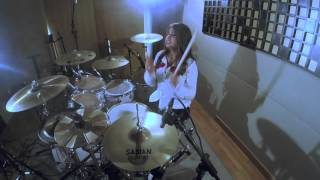 jp millenix paradigm shift drum cover