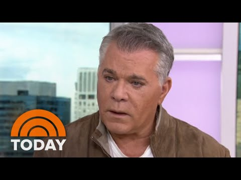 Ray Liotta Talks About 'Shades Of Blue' And Kissing With Stubble  TODAY