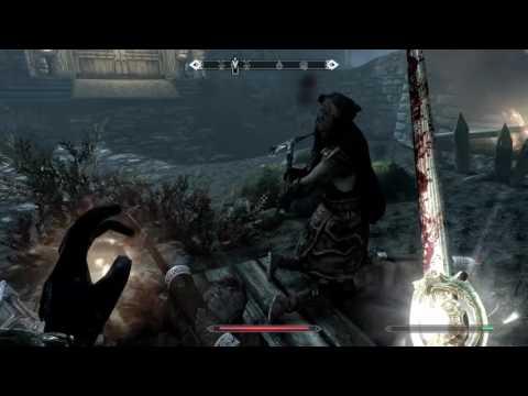 Skyrim (Remastered) - Battle for Whiterun