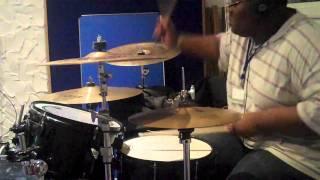 Rain on Us Drum Cover - John P Kee
